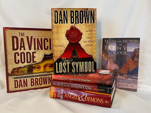 The Da Vinci Code Book Set