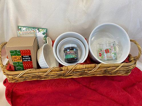 Holiday Soup Gift Basket