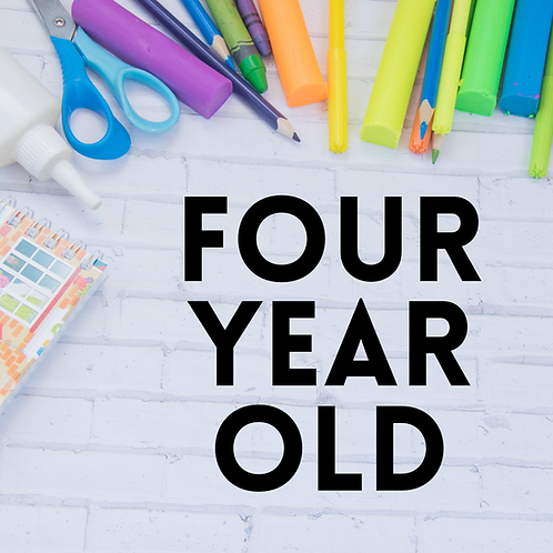 One month preschool tuition – 4year olds
