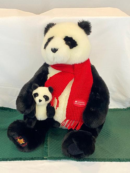 Smithsonian Panda Stuffed Animal