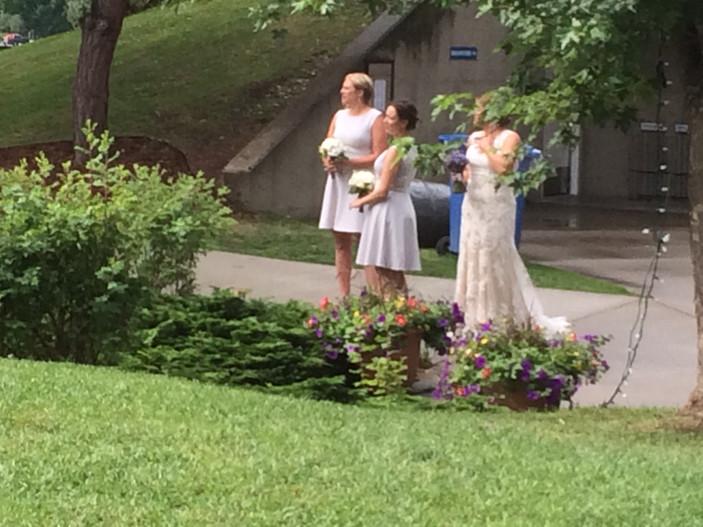 Wedding at Park