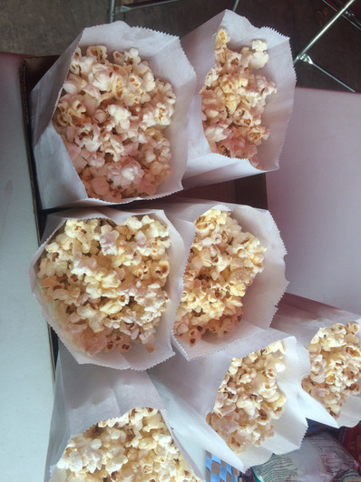 Everyone loves our popcorn!