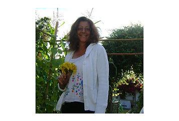 Laura Lago, owner Tara's Herbs