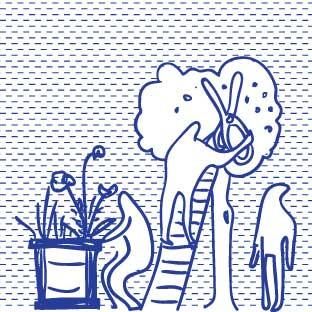 INITIATIVES HABITANTES ET ASSOCIATIVES: ICI! met ses compétences au service des idées habitantes. Elle relie ces initiatives avec d'autres savoir-faire locaux. Elle tente de mutualiser les envies de chacun pour permettre des actions communes plus impactantes.