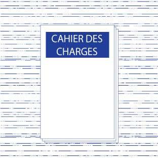 8. Les cahiers des charges rédigés par la maîtrise d'ouvrage sont les clés de l'intégration cohérente de cette démarche dans la méthodologie des entreprises sollicitées.