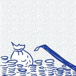 FINANCEMENT 2: La Caisse des dépôts intervient en co-investissant pour des projets immobiliers hors logement à hauteur de 250 millions d'€.  Les bailleurs sociaux débloqueront entre 10 et 12 milliards d'€. Le NPNRU pourrait être à l'origine d'un effet levier de 20 milliards d'€.