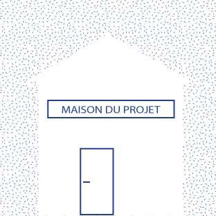 MAISON DU PROJET: Chaque projet prévoit une maison accueillant la co-construction. Les habitants sont rarement associés à l'écriture des documents techniques décrivant sa mise en place. Ils ne détaillent donc générallement pas sa création, son occupation et ses usages.