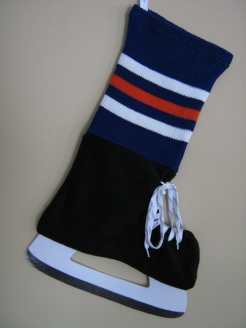 Edmonton Oilers - Blue