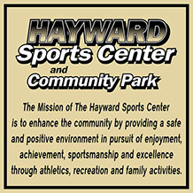 hayward sports center