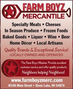 Farm Boyz Mercantile