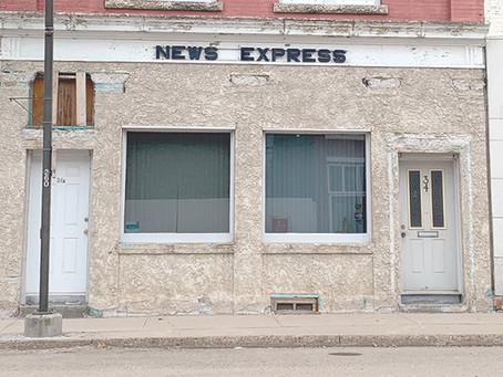 The death of the Carberry News Express