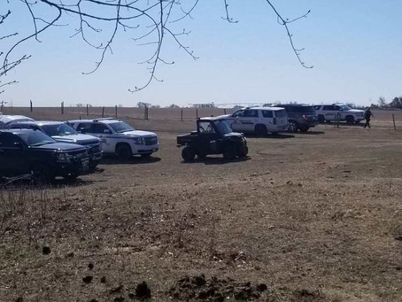 RCMP conducting search in relation to Marquart investigation