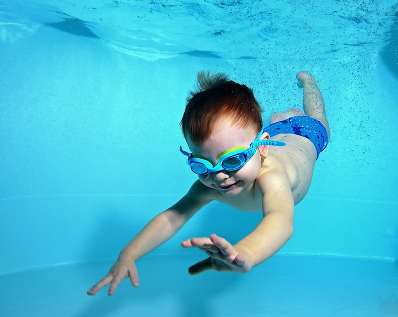 3 year old swimming lessons