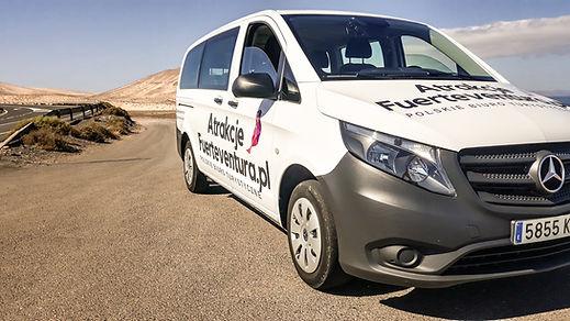 Wycieczki grupowe dla firm na Fuerteventura