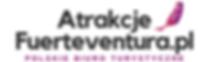 Logo atrakcje fuerteventura