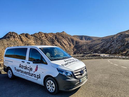 Wycieczka objazdowa Fuerteventura VIP Tour z południa wyspy