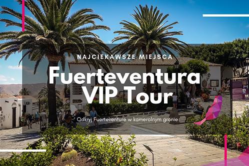 Wycieczka objazdowa Fuerteventura VIP Tour z północy wyspy