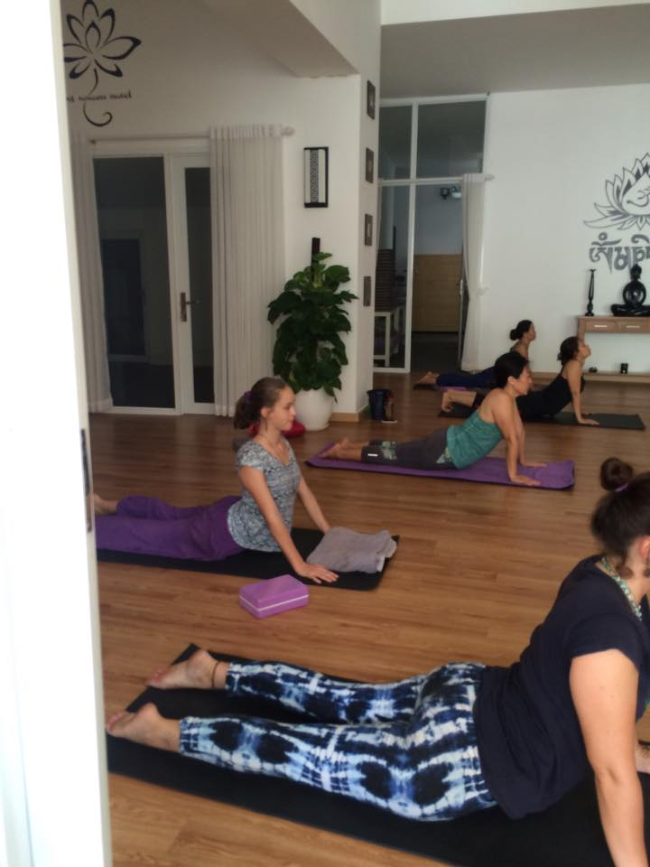 Thao Dien Eco Wellness yoga