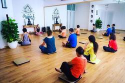 Thao Dien Eco Wellness chanting