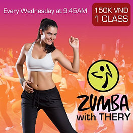 Thery Zumba Thao Dien Yoga