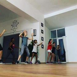 Thao Dien Eco Wellness kids dances