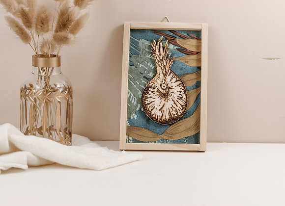 Cadre crustacé