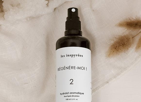 "Hydrolat ""#2 Régénère-moi !"" - Les Inspyrées"