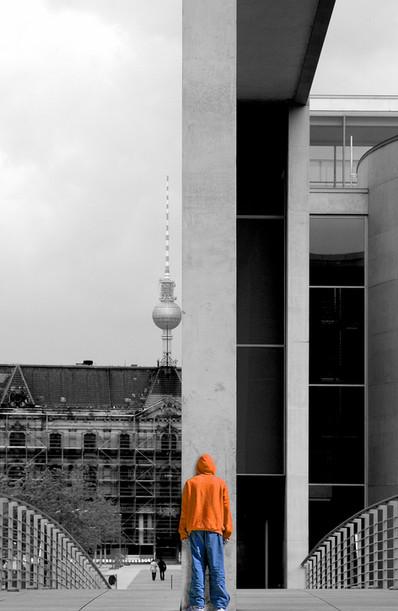 Berlin, ouest/est
