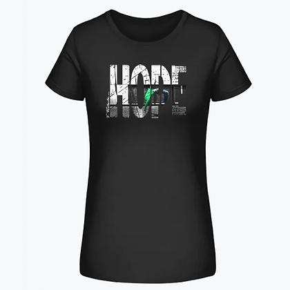 """Tee-shirt """"Hope""""Femme"""
