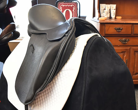 Bentley Dressage Saddle