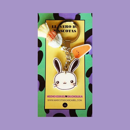 Llavero Cute Conejo