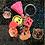 """Thumbnail: Llavero de tus Mascotas """"Dos Caritas"""""""