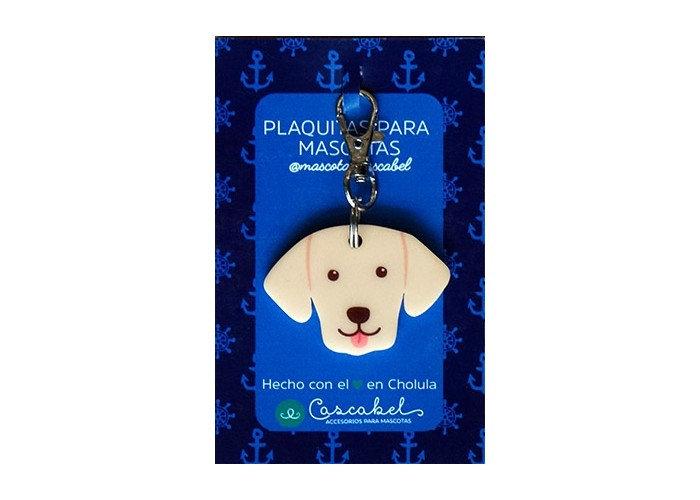 """Plaquita """"Labrador"""""""