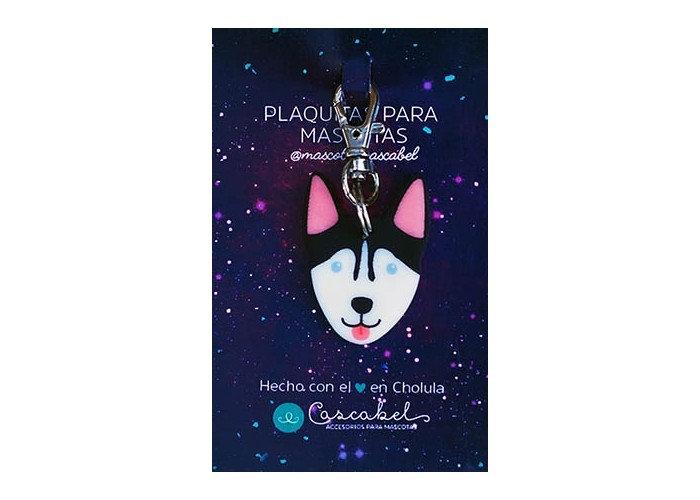 """Plaquita """"Husky"""""""