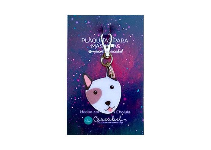 """Plaquita """"Bull Terrier"""""""