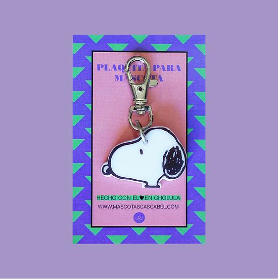 Plaquita Diseño Especial