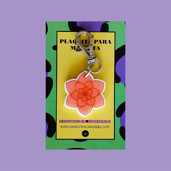 """Plaquita personalizada """"Suculenta"""""""