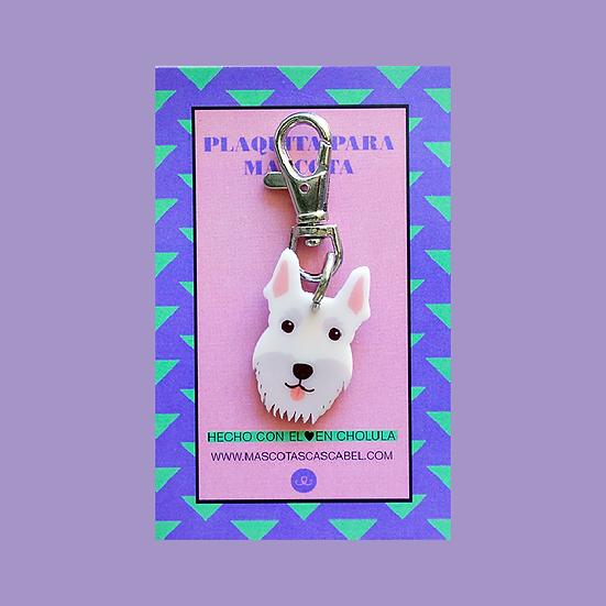 "Plaquita ""Scotch Terrier"""
