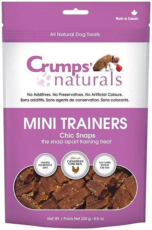 Crumps Mini Trainers Chic Snaps 4.2 oz