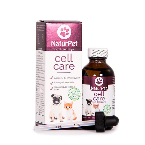 NaturPet Cell Care (Formerly Tumor-X) 100 mL