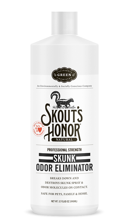 Skout's Honor Skunk Odor Eliminator 32 oz