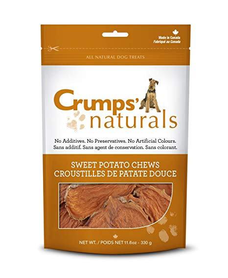 Crumps Sweet Potato Chews 5.6 oz