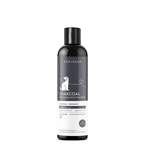 Kin + Kind Charcoal (Deep Clean Shampoo) 12 fl. oz.