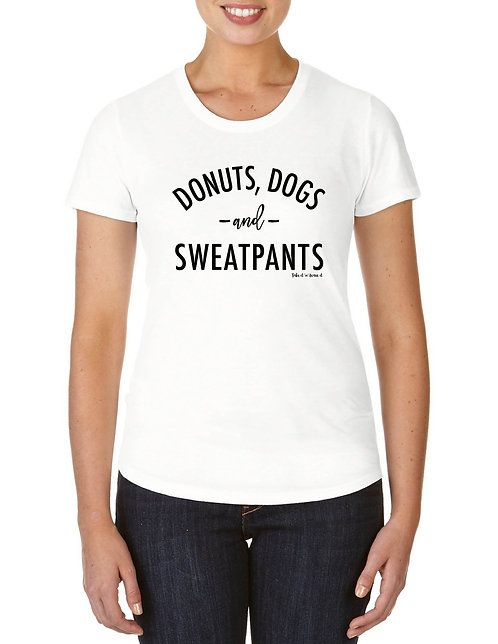 Take it 'N' Leave it Dogs & Donuts Tee
