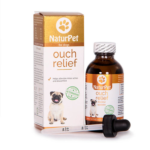 NaturPet Ouch Relief 100 mL