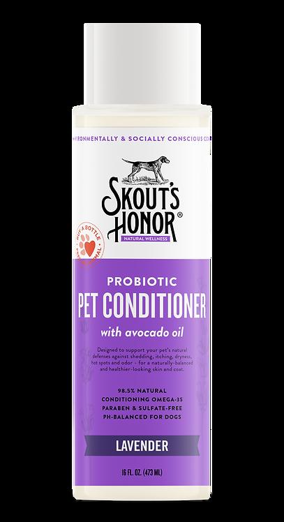 Skout's Honor Pet Conditioner Lavender 16 fl.oz.