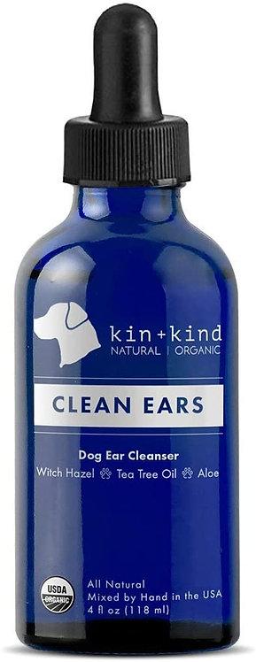 Kin + Kind Clean Ears 4 oz