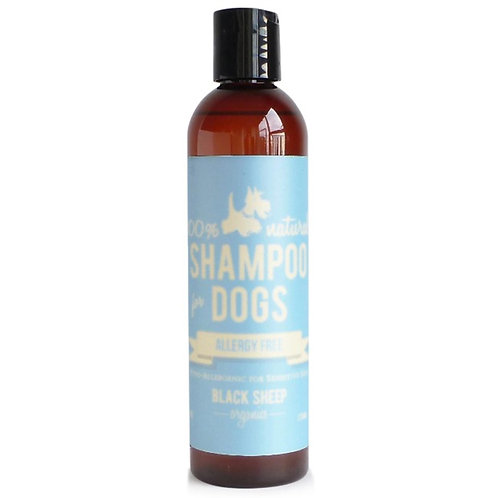 Black Sheep Organics Allergy Free Organic Shampoo 8 oz