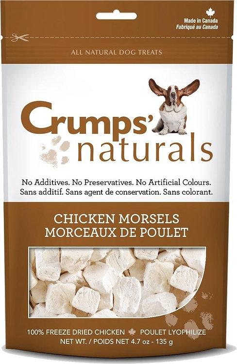Crumps Chicken Morsels 2.3 oz