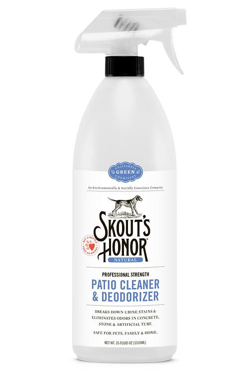 Skout's Honor Patio Cleaner & Deodorizer 35 oz